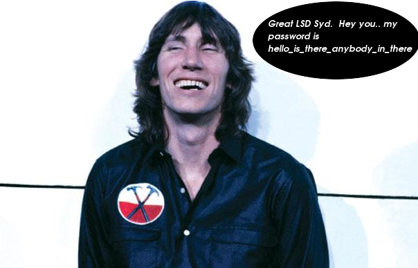 Roger Waters - Pink Floyd - The Wall